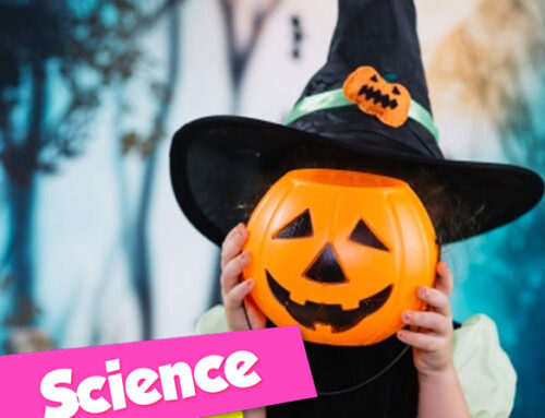 Halloween Camps -Spooky Science One-Day Camps October 2021