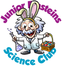 Happy Easter from Junior Einsteins Science Club