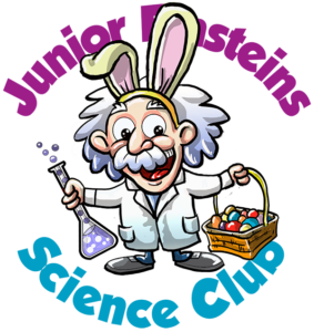 Happy Easter from Junior Einsteins Science Club