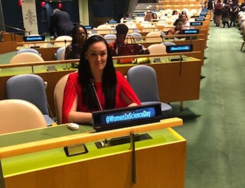 Focus on Girls at The United Nations