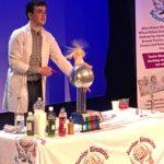 James Murtagh , Junior Einsteins Science club Meath franchisee, Ireland