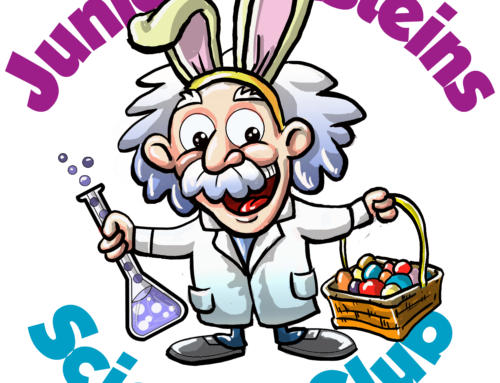 Easter Virtual Eggsperiments Online Science Club Sessions in March & April 2021