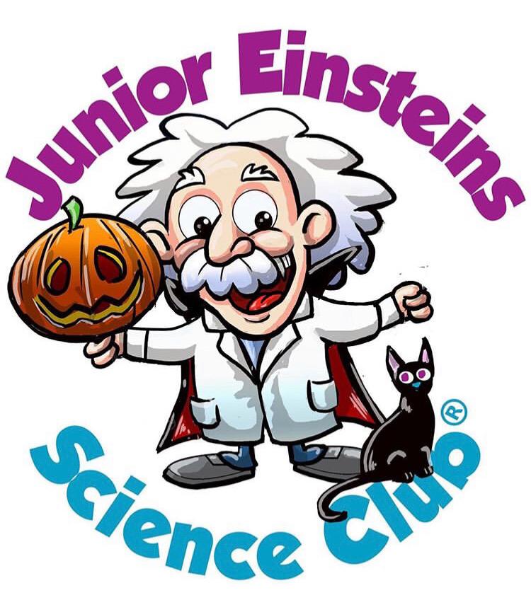 Junior Einsteins Halloween camp for kids