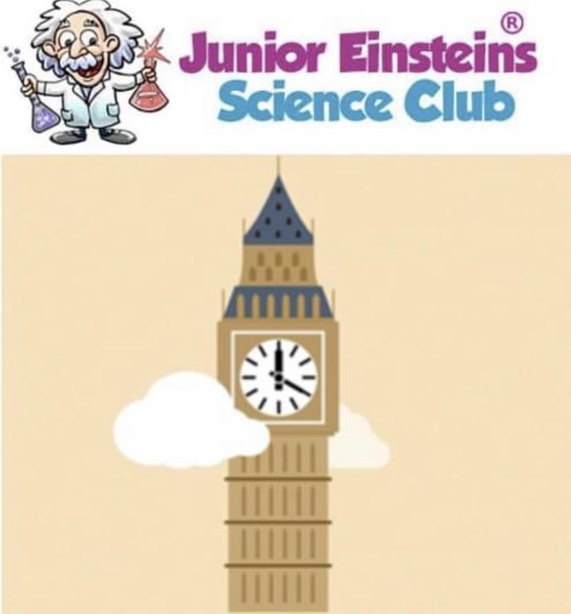 Junior Einsteins Science Club North West London