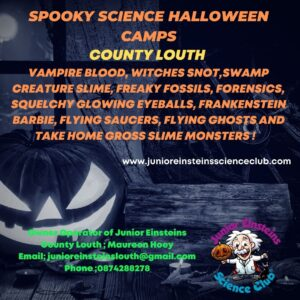 happy halloween county Louth