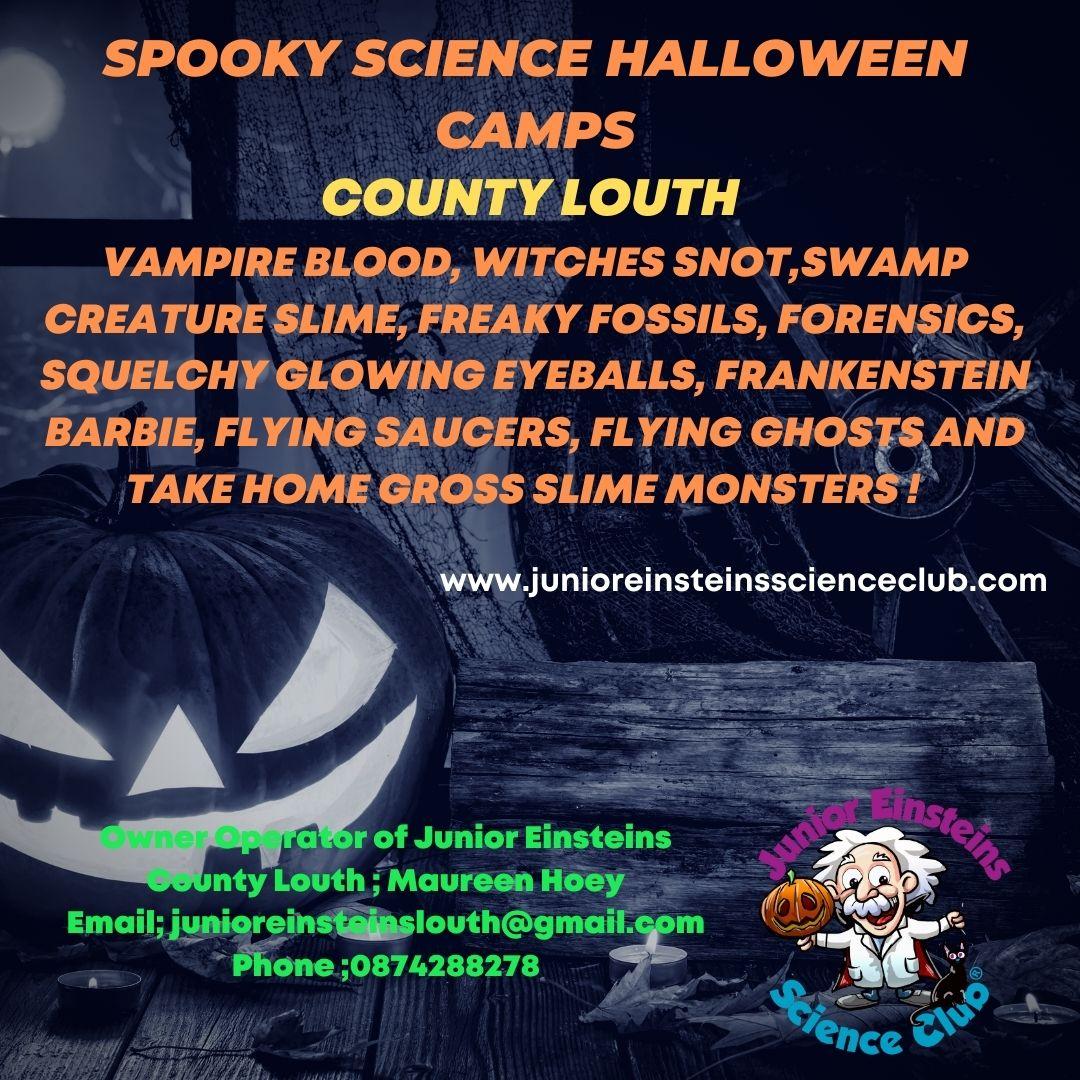 happy halloween county Louth
