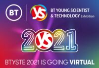 Junior Einsteins at BT Young Scientist Exhibition 2021
