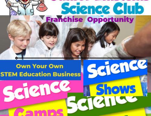 Own your Own Junior Einsteins Franchise Business- STEM Education