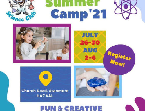 Science Summer Camps Northwest London