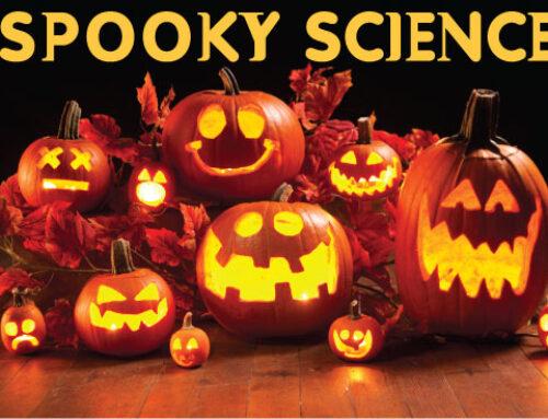 Places still available One-Day Spooky Science Halloween Camps Dublin 9am – 1pm SWORDS, Glenageary, Killiney, Dublin 18